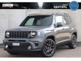 Jeep Renegade 1.3 Turbo 150 PK DDCT S Automaat Schuifdak Navi Led Parking 19""