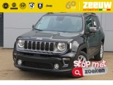 "Jeep Renegade 1.0 Turbo 120 PK Limited Schuif/Kantel Dak ""MY 2021"" Rijklaar"