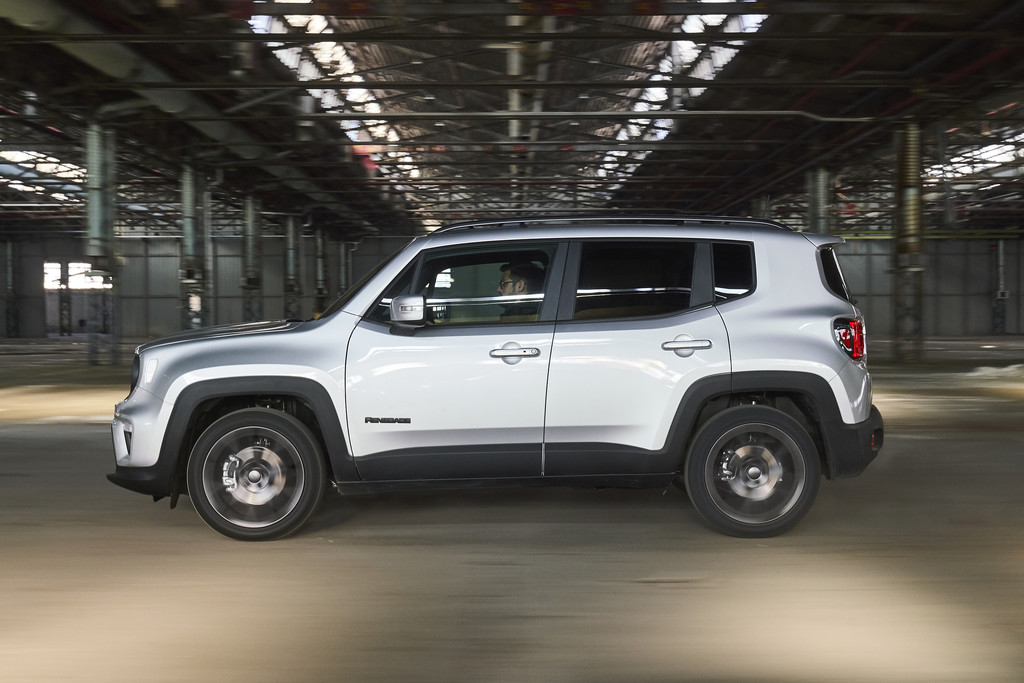 Jeep Renegade Lease >> Jeep modellen - Mobility Group Haaker