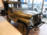Jeep Willys MB NEKAF 1955