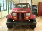 Jeep Wrangler 2.5 softtop