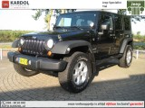 Jeep Wrangler Unlimited 2.8 CRD Sport | Rijklaarprijs | Airco | Cruise | Trekhaak | Radio-CD