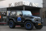 Jeep Wrangler 2.8 CRD 200PK AUT MOAB | NW-Prijs  ac100.000,- | Mopar | Lier | Led | Full Options