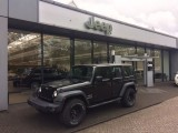 Jeep Wrangler Unlimited 2.8 CRD Sport 2012 km-stand 80479 incl hard en soft-top.