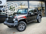 Jeep Wrangler Grijs kenteken 2.8CRD Night Eagle