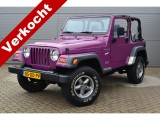 Jeep Wrangler 2.5I SOFT TOP - Lmv. Uniek!! 52000 Km!!