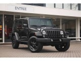 Jeep Wrangler  Unlimited 3.6 V6 Sahara Black Automaat