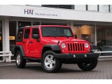 Jeep Wrangler  Unlimited 3.6 V6 Sport Automaat