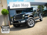 Jeep Wrangler Turbo 272PK - 400Nm - 8-Traps automaat