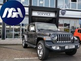 Jeep Wrangler Unlimited New Jeep Wrangler JLU grijs kenteken