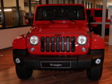 Jeep Wrangler Unlimited Black Edition II 2.8 CRD A5
