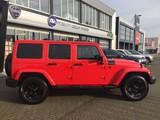 Jeep Wrangler Unlimited 2.8 16v Black Edition GRIJS KENTEKEN AUTOMAAT
