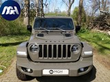 Jeep Wrangler Unlimited JL Unlimited 2.0 Turbo benzine automaat