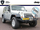 "Jeep Wrangler Unlimited 2.8CRD L4 MT. AWD LR Airco Hardtop Lier Trekhaak Audio 17""LM 177Pk"