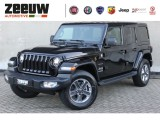 Jeep Wrangler Unlimited New 2.2 CRD Sahara AT 4x4 Leder Navi