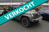 Jeep Wrangler Unlimited 2.8 CRD High Sport ,automaat,4x4,hardtop,softtop,airco,trekhaak 3500kg