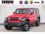 "Jeep Wrangler Unlimited VAN 2.0 Turbo 272 PK Rubicon Leder Navi Led ""MY20"" Rijklaar"