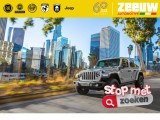 Jeep Wrangler Unlimited 4xe Plug-in Hybride 375 PK Rubicon
