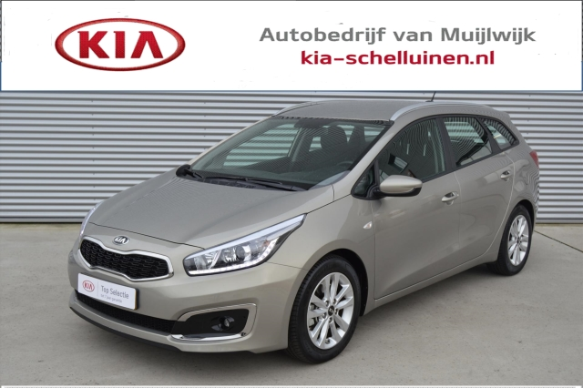 Kia Ceed 1 6 Rijklaar 135pk First Edition 7 Jr Garantie