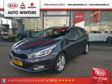 "Kia Ceed Sportswagon 1.6 GDI Plus Pack Navi+BT+Camera 16""LMV Cr.Control LED Ecc-Airco 7jr.Garantie"
