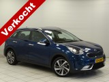 "Kia Niro 1.6 GDi Hybrid First Edition LED Lane Navigatie Clima Cruise Trekhaak 18""LM"