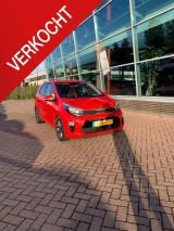 Kia Picanto 1.0 CVVT Design Edition Navi | Cruise Control | Camera