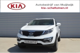 Kia Sportage 2.0 AWD X-ecutive Pluspack Trekhaak