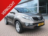 Kia Sportage 2.0 CVVT 2WD X-ecutive Plus Pack Trekhaak!