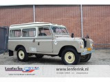 Land Rover 109 TM Series III Hardtop Pick-Up Wegenbelasting vrij 4x4
