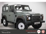 Land Rover Defender 2.4 TD 90 SW Fire and Ice | AIRCO | 4 SEATS |