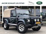 "Land Rover Defender 2.2 D Soft Top 90"" Commercial 