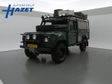 Land Rover Defender 110 2.5 TD5 EXPEDITIE KLAAR - DAKTENT / ROLKOOI / ZONNEPANEEL / LIER / WATERTANK