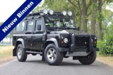 Land Rover Defender 2.4 TD 110 SW Rough Vol Opties Sportstoelen, Airco,