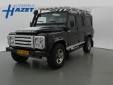 Land Rover Defender 2.4 TD 110 SW 7-PERS. 60th ANNIVERSARY SVX + LUCHTVERING / RECARO