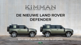 Land Rover Defender In de showroom vanaf lente 2020