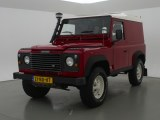 "Land Rover Defender 2.5 TD5 90"" HARD TOP *137.674 KM* MARGE YOUNGTIMER GRIJS KENTEKEN"