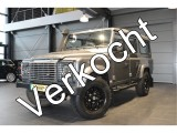 Land Rover Defender 2.4 TD 110 SW EDITION airco leer trekhaak 7 persoons 123 pk !!