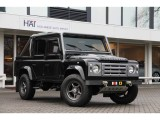 Land Rover Defender V8 Pick Up Automaat - Restored