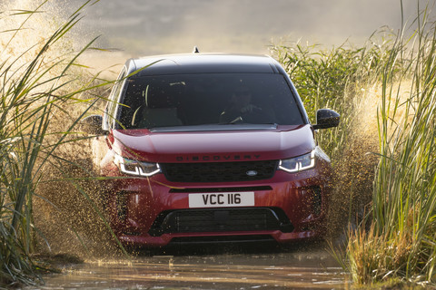 Land Rover Discovery Sport Commercial