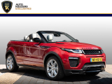 Land Rover Range Rover Evoque Convertible 2.0 TD4 HSE Dynamic Memory Leer Navi Cruise Clima Stoelverw Meridian