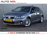 Lexus CT 200h Business Line Pro Cruise Clima Navi Open dak Camera PDC LED Keyless Bovag g