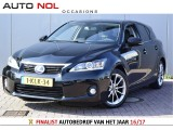 Lexus CT 200H BUSINESS STYLE Navi Cruise Leder Elek ramen Climate Camera Dealer onderhoud