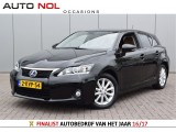 Lexus CT 200H BUSINESS STYLE Navi Cruise Stoelverw Leder Camera Elekramen Dealer onderhou