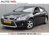 Lexus CT 200h 25th Edition Navi Stoelverw Camera Leder Pdc Cruise Isofix