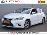 Lexus CT 200h Business Line Navi Climate Cruise  Camera Elekspiegels Dealer + 100 % onder