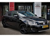 Lexus CT 200h Hybrid Sport Line Black on Black