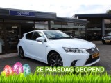 Lexus CT 200H F SPORT LINE FULL MAP EN LEDER