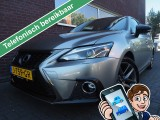 Lexus CT 200h F Sport LED Leder Carbon Navi Camera Uniek!