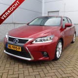 Lexus CT 200h Hybrid 136pk E-CVT 25th Edition