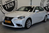 Lexus IS 300h 25th Edition LED NAVIGATIE 1/2 LEDER 17 INCH
